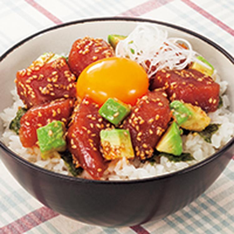 アボカド 丼 マグロ 築地のプロが選ぶマグロとアボカドを使った簡単料理7選!